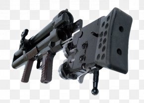 Grenade Launcher - Trigger Grenade Launcher Firearm DP-64 Weapon PNG