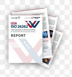 Brose Fahrzeugteile - ISO 26262 Functional Safety International Organization For Standardization International Standard Automotive Safety Integrity Level PNG