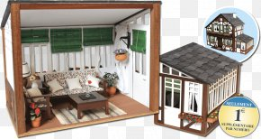 House - Sunroom Conservatory Roof House Furniture PNG