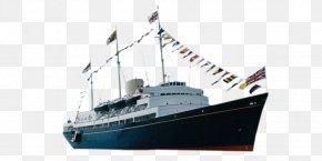 Ship - Warship Icon PNG