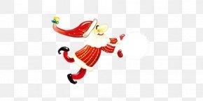 Play Santa Claus Snowball - Rudolph Santa Claus Reindeer Christmas Wallpaper PNG