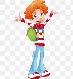 Cartoon Boy - English-language Idioms Meaning Literal And Figurative Language Phrase PNG