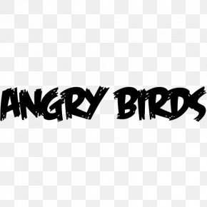 Angry Birds Font - Angry Birds 2 Logo Game Font PNG