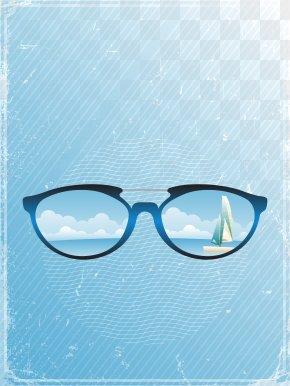 Travel Elements - Summer Poster Illustration PNG