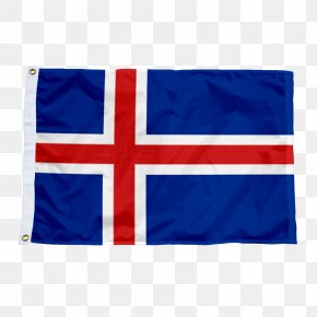 Flag - Flag Of Iceland National Flag Flag Of Finland PNG