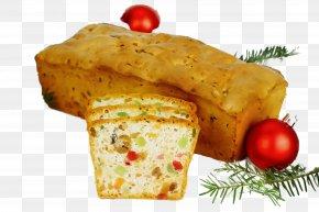 Stollen Vegetarian Food - Food Dish Cuisine Ingredient Garnish PNG