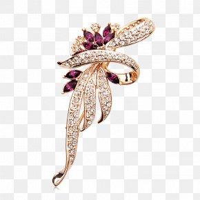 Men's Silver Enrichment Jewelry Pin Female Sweater - Brooch Lapel Pin Rhinestone Jewellery PNG