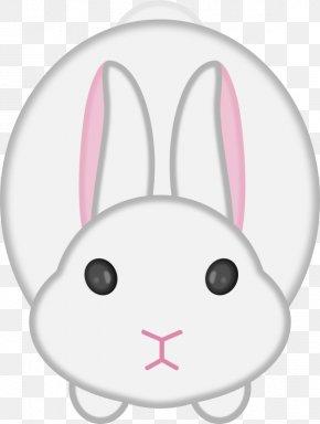 Easter Rabbit - Easter Bunny Hare Rabbit T-shirt Clip Art PNG