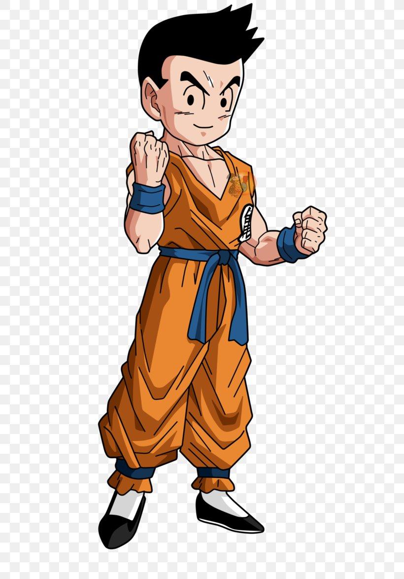 Krillin Goku Dragon Ball FighterZ Trunks Gohan, PNG, 681x1174px, Krillin, Art, Beerus, Boy, Cartoon Download Free