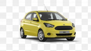 Ford - Ford KA+ Zetec 1.2L Ti-VCT 70PS Ford Motor Company Car PNG