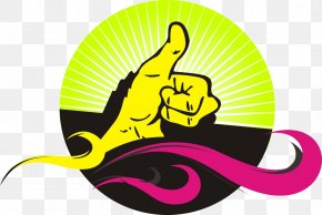 Fingers Working People - Thumb Finger Icon PNG