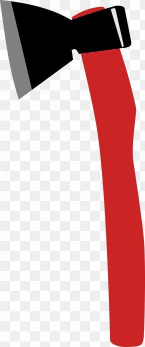 Fire Axe Cliparts - Axe Halligan Bar Firefighter Clip Art PNG