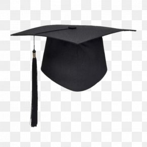 Hat - Square Academic Cap Graduation Ceremony Hat Student PNG