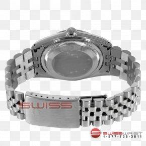 Metal Bezel - Rolex Datejust Watch Strap Automatic Watch PNG
