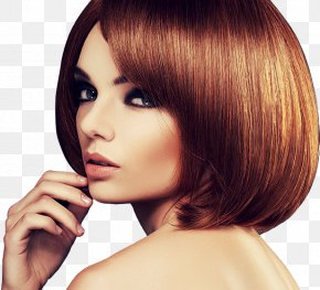 Women Hair - Beauty Parlour Hairstyle Hairdresser Hair Coloring PNG