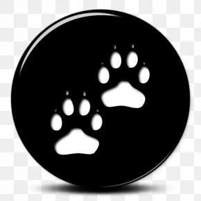Dog Foot Prints Logo - Dog Puppy Cat Paw Clip Art PNG