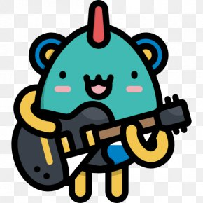 Guitar Player PNG