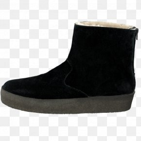 Boot - Snow Boot Suede Shoe Footwear PNG
