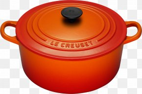 Cooking Pan Image - Le Creuset Dutch Oven Cookware And Bakeware Cast-iron Cookware PNG