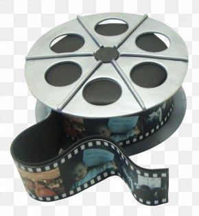 Film Reel - Birthday Cake Film Reel PNG