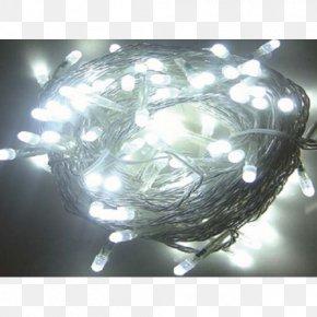 String Lights - Light-emitting Diode White Lighting Garland PNG
