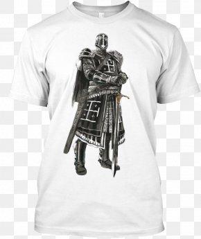T-shirt - T-shirt Crusades Knights Templar PNG