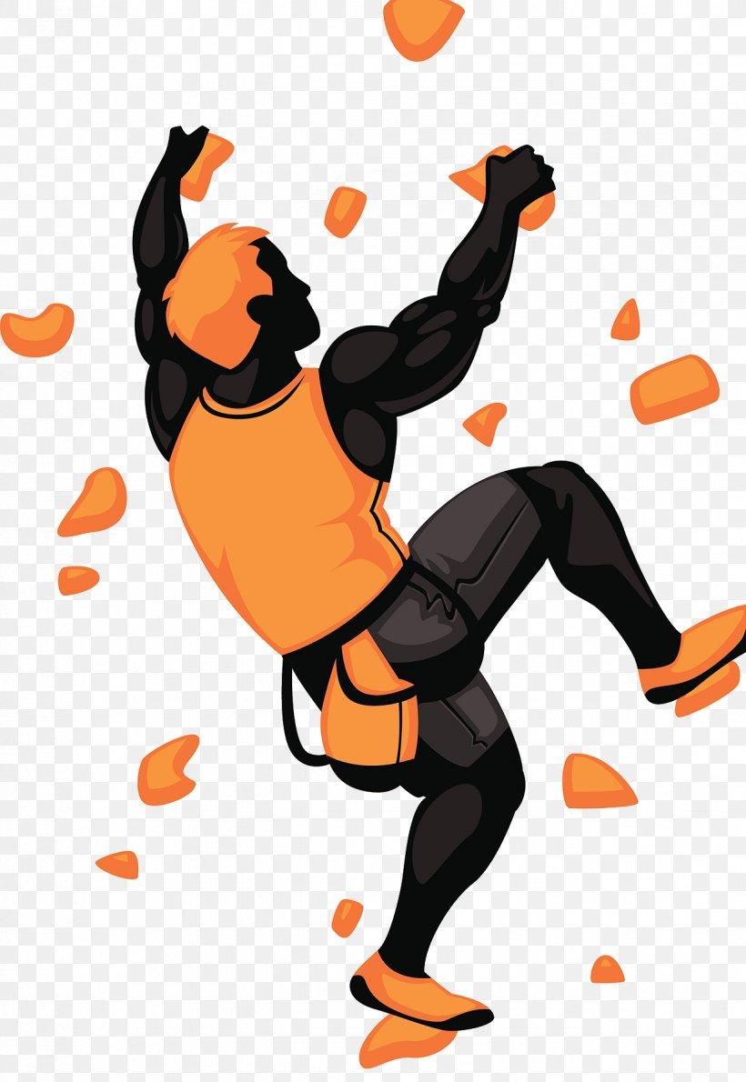 Climbing Illustration, PNG, 1236x1795px, Climbing, Ball, Cartoon, Climbing Wall, Drawing Download Free
