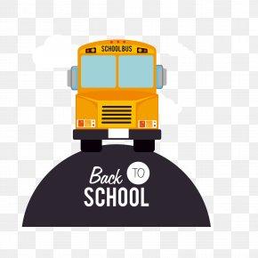 School Bus - School Bus Student School Bus PNG