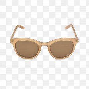 Sunglasses - Sunglasses Yves Saint Laurent Goggles Cat Eye Glasses PNG