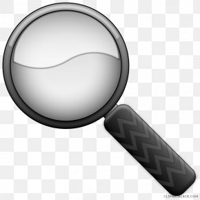 Magnifying Glass - Magnifying Glass Clip Art Drawing Image Download PNG