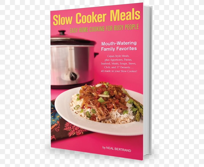 Vegetarian Cuisine Slow Cooker Meals: Easy Home Cooking For Busy People Rice Cooker Meals: Fast Home Cooking For Busy People Recipe Slow Cookers, PNG, 500x672px, Vegetarian Cuisine, Cooker, Cooking, Cuisine, Dish Download Free
