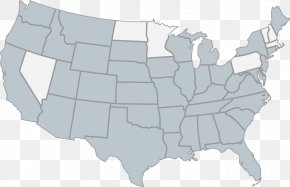 United States - Western Theater Of The American Civil War United States Map Assassination Of Abraham Lincoln PNG
