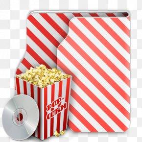 Popcorn Set - 3D Film Cinavia Popcorn Cinema PNG