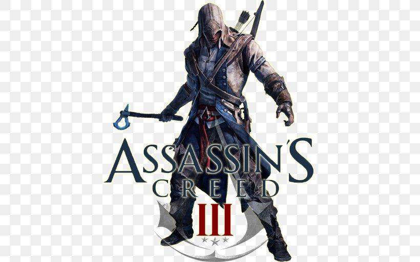 Assassin's Creed III Assassin's Creed IV: Black Flag Assassin's Creed: Altaïr's Chronicles, PNG, 512x512px, Ezio Auditore, Action Figure, Assassins, Connor Kenway, Costume Download Free