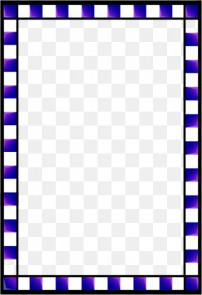 Pansy Clipart - Borders And Frames Picture Frame Clip Art PNG