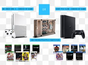 Xbox One Motherboard - Madden NFL 17 Output Device Microsoft Xbox One S Battlefield 1 Sony PlayStation 4 Slim PNG