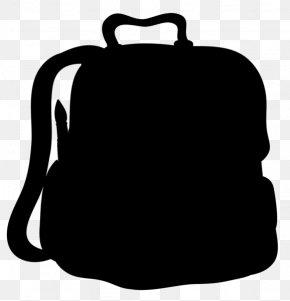 M Product Design Silhouette - Clip Art Bag Black & White PNG