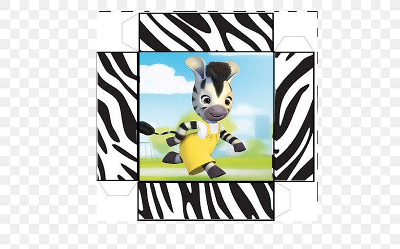 Magnificent Zebra Birthday Cake Childrens Party Png 509X511Px Zebra Personalised Birthday Cards Veneteletsinfo