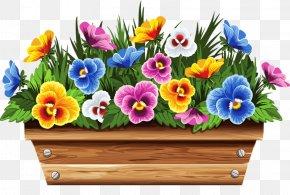 Flower - Flowerpot Flower Box Stock Photography Clip Art PNG