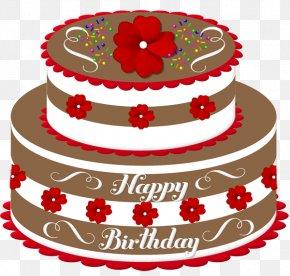 Chocolate Cake - Birthday Cake Chocolate Cake Fruitcake Tart PNG
