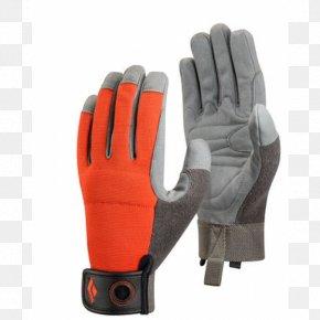 Black Crack - Black Diamond Equipment Glove Belaying Climbing Shoe PNG