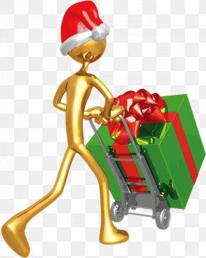 Hd Popcorn 12 0 1 - Christmas Ornament Gift Santa Claus New Year PNG