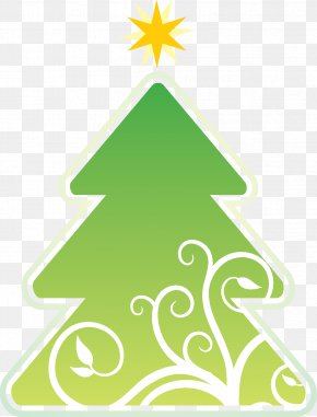 Christmas Tree - Christmas Tree New Year Tree Christmas Day Fir Spruce PNG