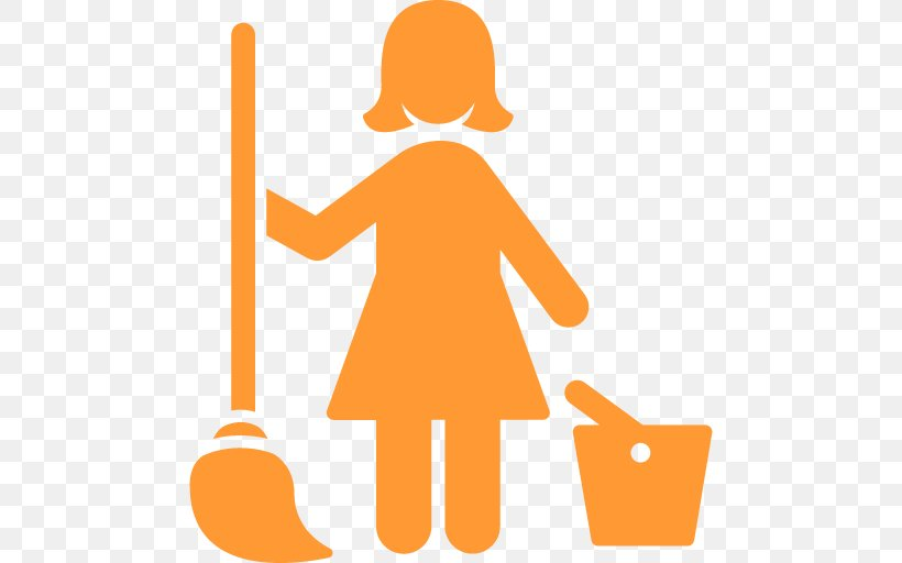 Cleaner Commercial Cleaning Maid Service, PNG, 512x512px ...