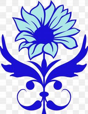 Sales Page Decorative Elements - Floral Design Flower Pattern PNG