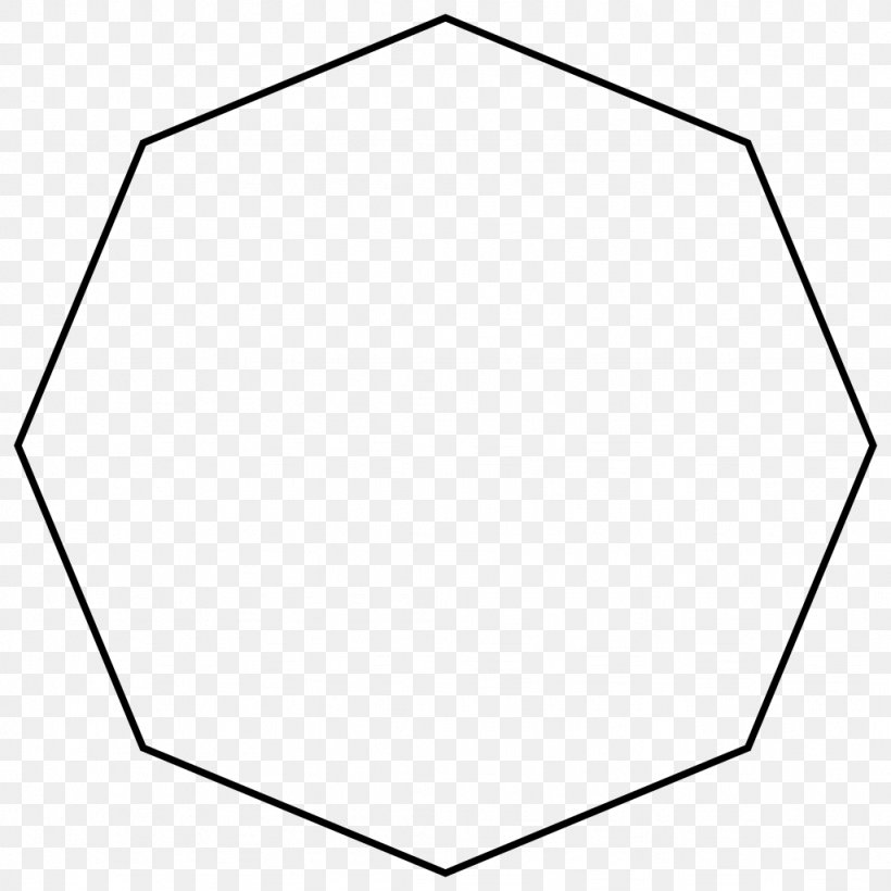 Star Polygon Angle Octagon Circle, PNG, 1024x1024px, Polygon, Area, Black, Black And White, Convex Set Download Free