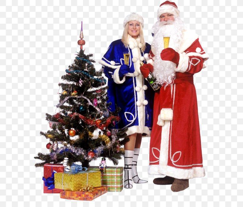Christmas Ornament Ded Moroz Snegurochka Santa Claus Christmas Tree, PNG, 592x699px, Christmas Ornament, Christmas, Christmas Decoration, Christmas Tree, Costume Download Free