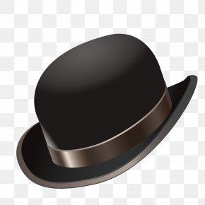 Gentleman Hat - Hat Gentleman Computer File PNG