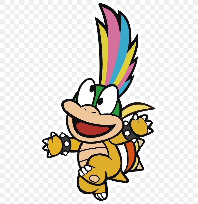Bowser Paper Mario Color Splash Mario Luigi Paper Jam