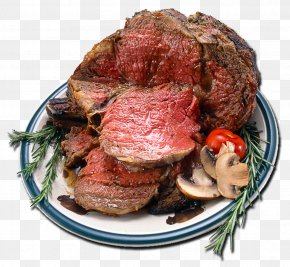 Meat - Bison Water Buffalo Buffalo Burger Roast Beef Meat PNG